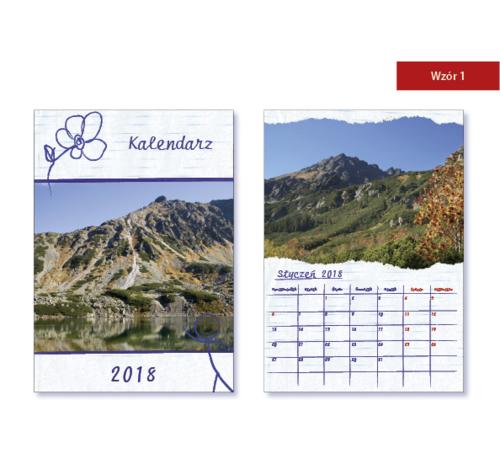 Kalendarz ścienny